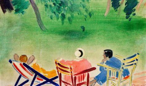 Stílusteremtő Géniuszok- A realizmustól az expresszionizmusig, Vaszary János festészete