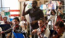 Esernyős Filmklub - A hegedűtanár
