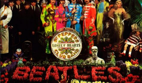 67-es korongok - The Beatles / Sgt. Pepper's Lonely Hearts Club Band