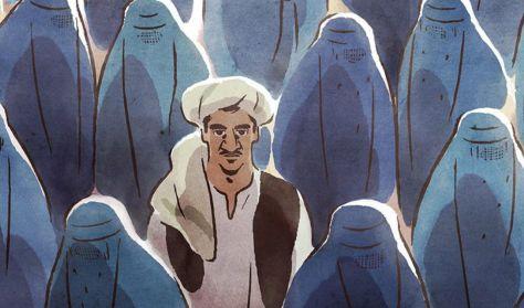 ANILOGUE : Kabul fecskéi + Q&A (Les hirondelles de Kaboul + rencontre)