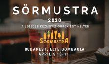 Sörmustra 2020 - Kisüzemi és kézműves sörök korlátlan kóstolása