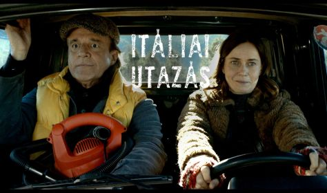 Itáliai utazás - Téli mese