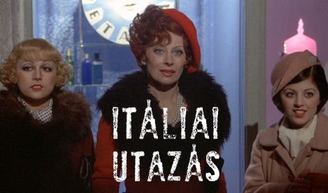 Italiai utazás - Amarcord