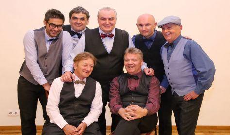 Újévi Koncert - Budapest Ragtime Band