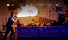 Hétfü: Pintér Béla és Társulata: Jubileumi beszélgetések