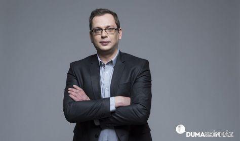 All stars - Hadházi László, Kőhalmi Zoltán, Mogács Dániel, műsorvezető: Szabó Balázs Máté