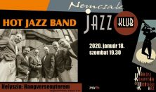 Nemcsak Jazz Klub - Hot Jazz Band