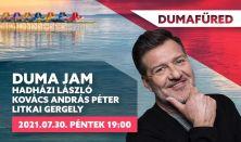 Duma Jam - Hadházi László, Kovács András Péter, Litkai Gergely