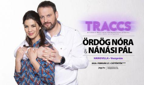 TRACCS! Ördög Nóra & Nánási Pál