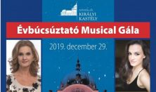 Évbúcsúztató Musical Gála