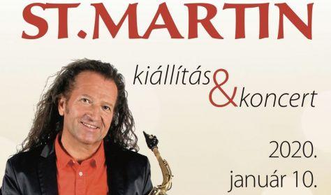 St. Martin - Évköszöntő koncert