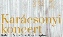 A Gemma Énekegyüttes karácsonyi koncertje