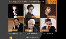 MVM Koncertek – A Zongora, Ketten, Zeneakadémia-bérlet – 2020/2021