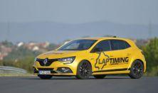 Élményautózás profi versenyzőink mellett a Hungaroringen - Renault Megane RS sportautóval