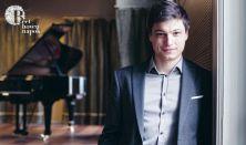 BEETHOVEN NAPOK: Zongoraszonáták 3: Palojtay János - C-dúr/c-moll ( Concerto )