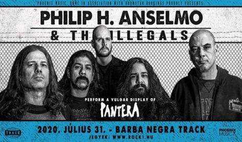 Philip H. Anselmo & The Illegals - Perform a Vulgar Display of Pantera