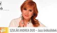 Szulák Andrea: Jazz örökzöldek
