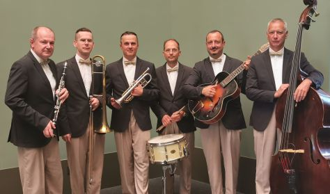 Hot Jazz Band Előszilveszteri Koncert 2021
