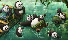 Kakaómese: Kung Fu Panda 3.
