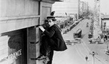 FELHŐKARCOLÓ SZERELEM - (1923) - Fred Newmeyer:    -   Fészek Filmklub - NÉMAFILM