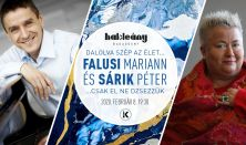 Falusi Mariann és Sárik Péter - Dalolva szép az élet, csak el ne dzsesszük