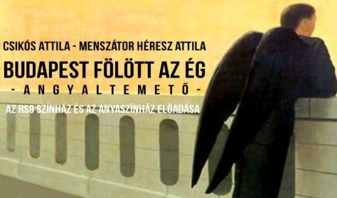 Budapest fölött az ég - Angyaltemető