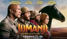 Jumanji: A Következő Szint (szinkronizált)