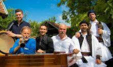 Síp és lant - Berecz András görög műsora