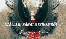 """""""Szállj ki bánat a szívemből..."""" flamenco előadás"""