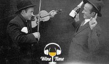 Wine Time-Évinditó pezsgőkóstoló