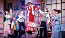 Luxemburg grófja - operett
