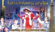 Luxemburg grófja - Kapuvár