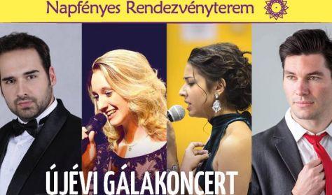 Újévi Gálakoncert - a legszebb filmzenék és musical-dalok