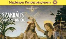 Szakrális művészettörténet - a Vízkereszt ünnepe