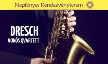 Dresch Mihály Vonós Quartet koncertje
