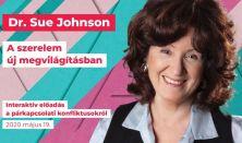 Sue Johnson: A szerelem új megvilágításban