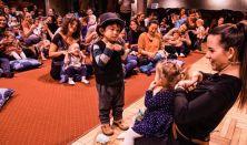 Dúdolj! Ringass! Táncolj! - családi foglalkozás