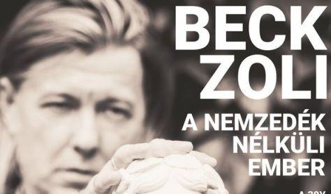 A nemzedék nélküli ember-Beck Zoli szerzői estje
