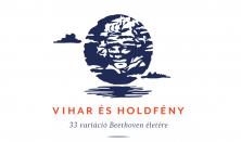Bősze Ádám: Vihar és holdfény - 33 variáció Beethoven életére