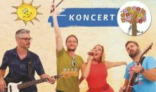 Hangfalatok - Az Apacuka zenekar koncertje