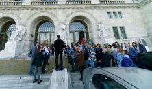 Jubileumi séta - Görbe Márkkal és egy meglepetésvendéggel
