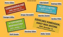 SZERELMES KOMÉDIÁSOK