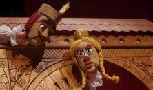Fabók Mancsi Bábszínháza - Székely menyecske meg az ördög