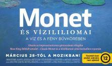 A művészet templomai: Monet és vízililiomai – A víz és a fény bűvkörében
