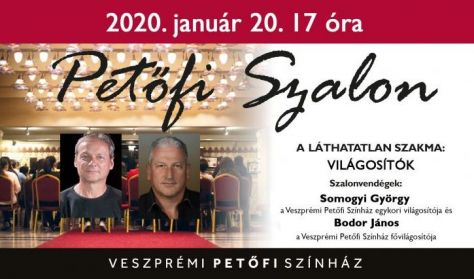 Petőfi Szalon Láthatatlan szakma: Világosítók.