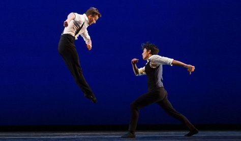 Stars of New York City Ballet • Soloists and Principals of the New York City Ballet