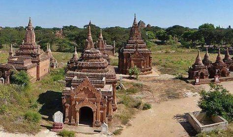 Az Egri Világjáró Klub: Burma (Myanmar) - Szőllősi Andrea előadása