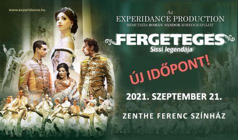 Experidance - Fergeteges - Sissi legendája