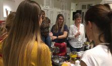 Főzzünk Fűszeres Eszterrel - Készüljünk a Sabatra