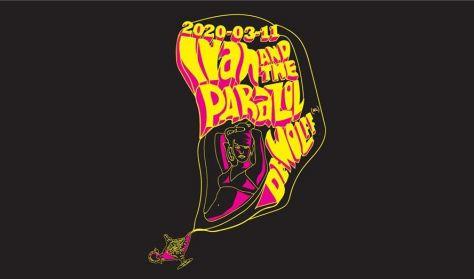 Ivan&The Parazol koncert - Vendég: DeWolff